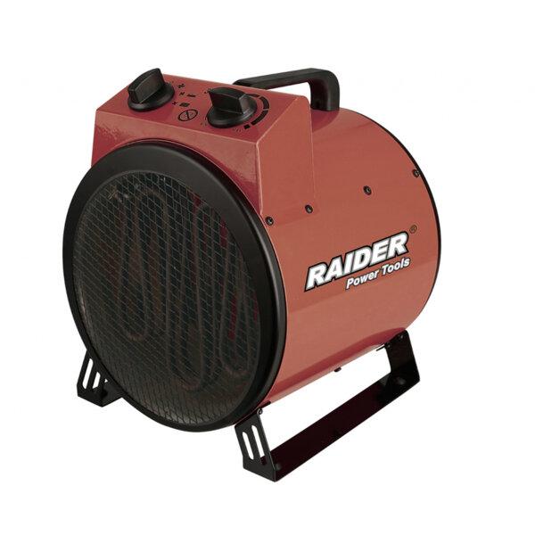 Калорифер електрически 3kW RD-EFH03