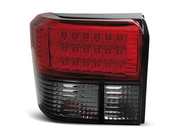 Тунинг LED стопове за Volkswagen T4 1990-03.2003 - опушени/червени