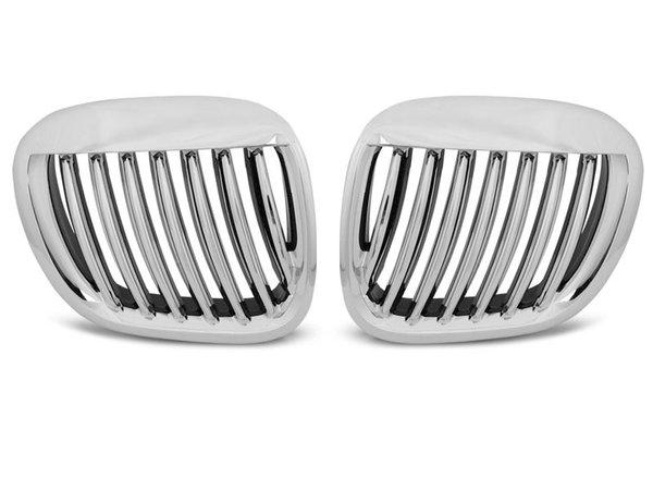 Тунинг решетки бъбреци за BMW Z3 01.96-02 хром