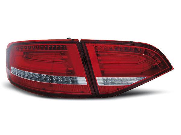 Тунинг LED стопове за Audi A4 B8 2008-2011 комби, версия без фабрични led стопове