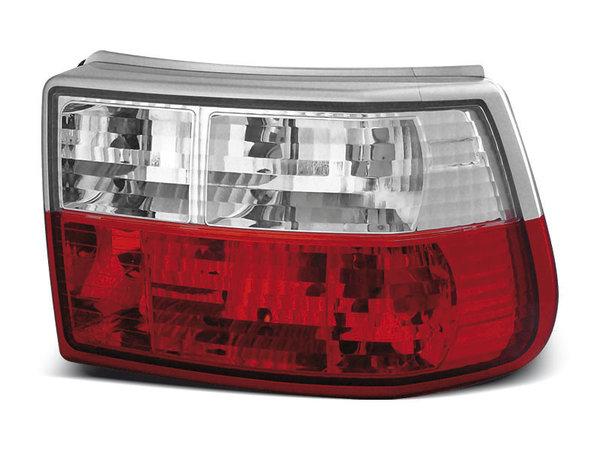 Тунинг стопове за Opel ASTRA F 09.1991-08.1997 хечбек с червена и бяла основа
