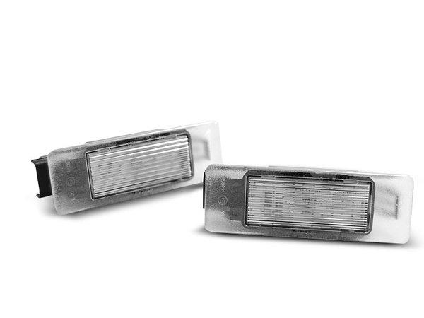 Тунинг LED плафони за PEUGEOT 106 307 308 406 407 CITROEN C3 C4 C5