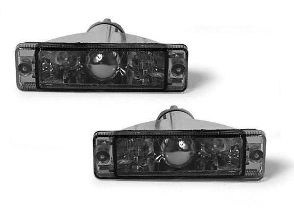 Тунинг мигачи в броня опушени за VW GOLF 1,2 / JETTA