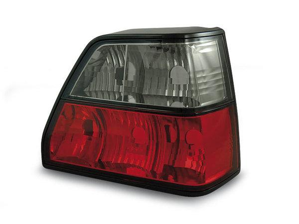 Тунинг стопове за Volkswagen GOLF 2 08.1983-08.1991 хечбек с червена и опушена основа