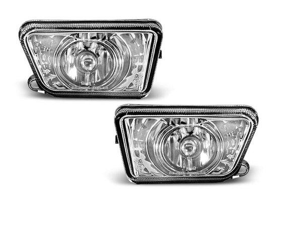 Тунинг халогени кристални за VW GOLF 2 08.83-08.91