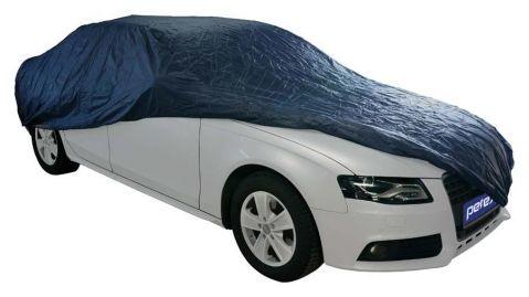 "Полиетиленово покривало за автомобил ""Petex"" размер M 432x165x119 см"