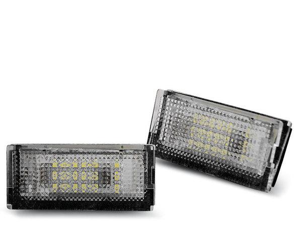 LED плафони за BMW E46 SEDAN / TOURING 05.98-03.05