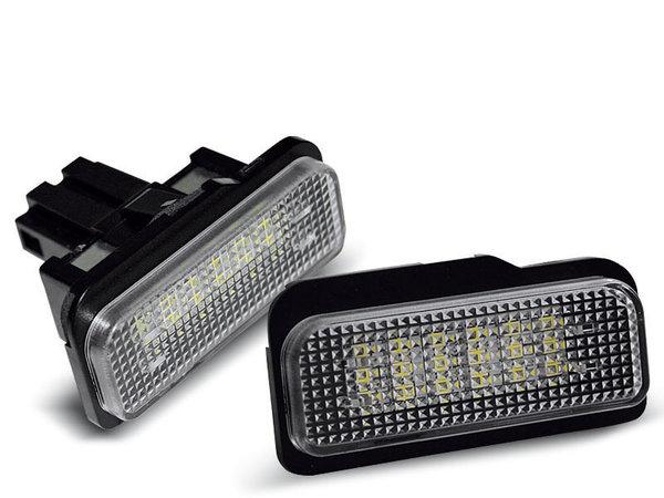LED плафони за MERCEDES W211 W219 R171 W203 KOMBI