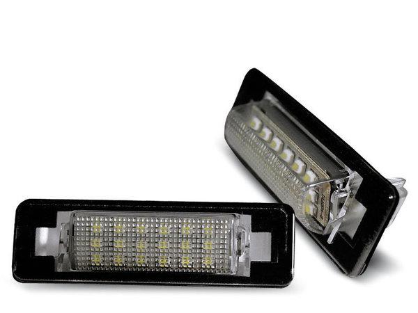 LED плафони за MERCEDES W210 SEDAN W202 SEDAN