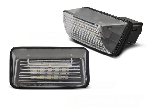 LED плафони за PEUGEOT 206 306 307 PARTNER, CITROEN C3 C5 XARA BERLINGO SAXO