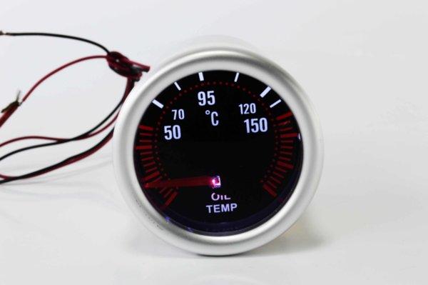 Уред за измерване на температурата на маслото