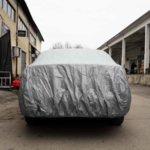 Ватирано покривало за кола размер XXL 559*203*122cm