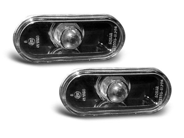 Тунинг мигачи в калник черни за VW GOLF 4 / BORA 95-/ GOLF 3 95-/ IBIZA 95-99/ TOLEDO