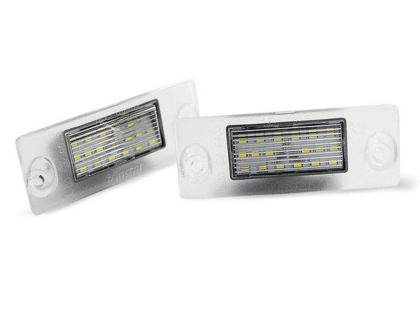 Тунинг плафони LED за AUDI A4 B5 94-98 / A3 97-00