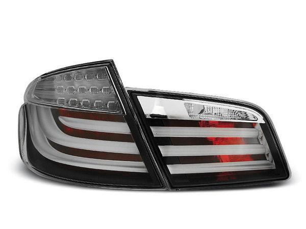 Тунинг LED стопове черни за BMW F10 2010-07.2013