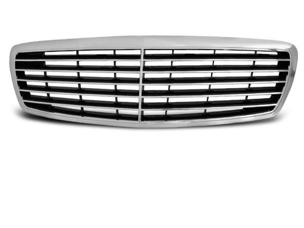 Тунинг решетка за MERCEDES W211 E-KLASA 02-06 AVANTGARDE