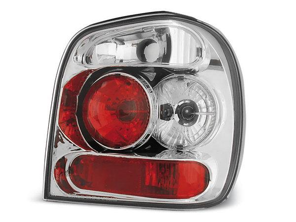 Тунинг стопове за Volkswagen POLO 6N 10.1994-09.1999 хечбек с хром основа