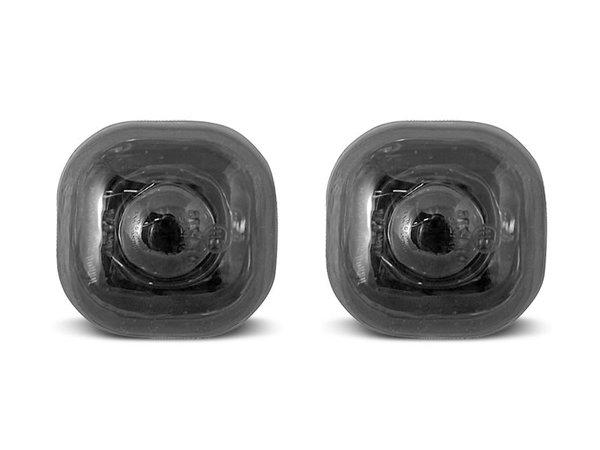 Тунинг мигачи в калник опушени за AUDI A3,A4 / SKODA FABIA,OCTAVIA