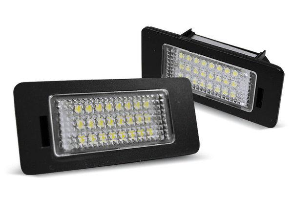 Тунинг плафони за AUDI Q5 / A4 08-10 / A5 / TT / VW PASSAT B6 KOMBI LED CANBUS