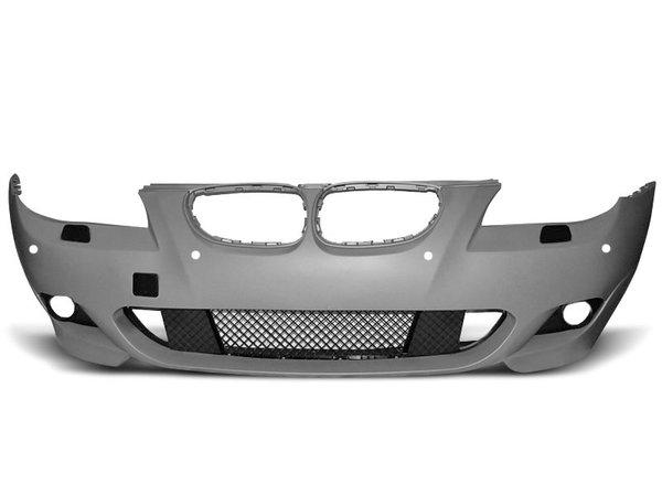 Тунинг броня предна за BMW E60 07.03-07 ZDERZAK M-PAKIET PDC