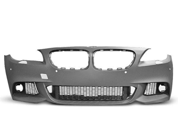 Тунинг броня предназа BMW F10 10-06.13 M-PAKIET PDC