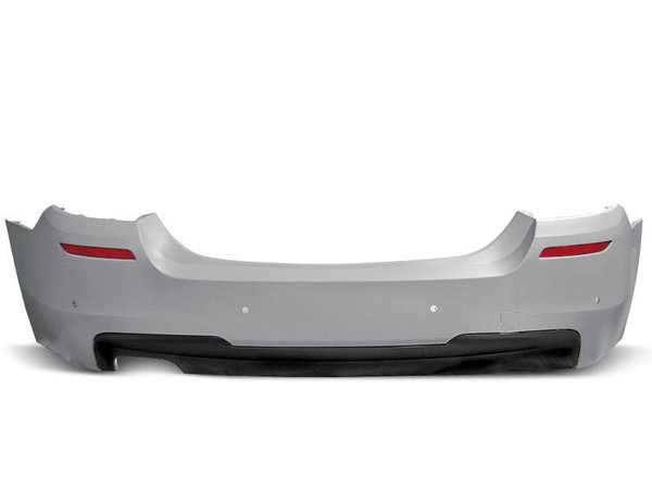 Тунинг броня задна за BMW F10 10-06.13 M-PAKIET PDC
