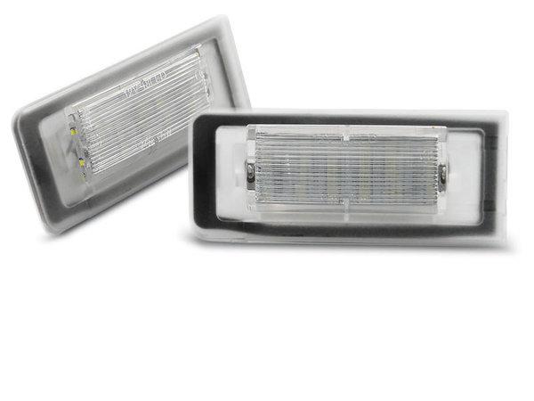 Тунинг LED плафони за AUDI TT 8N 99-06