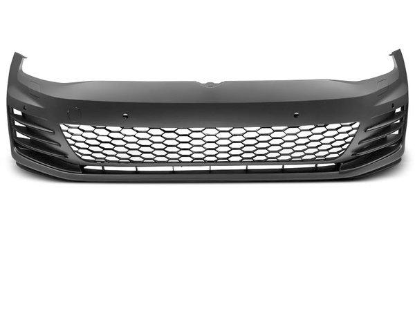 Тунинг броня предна за VW GOLF 7 GTI STYLE PDC