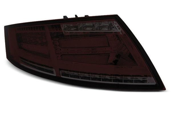 Тунинг LED стопове опушени за Audi TT 04.2006-02.2014