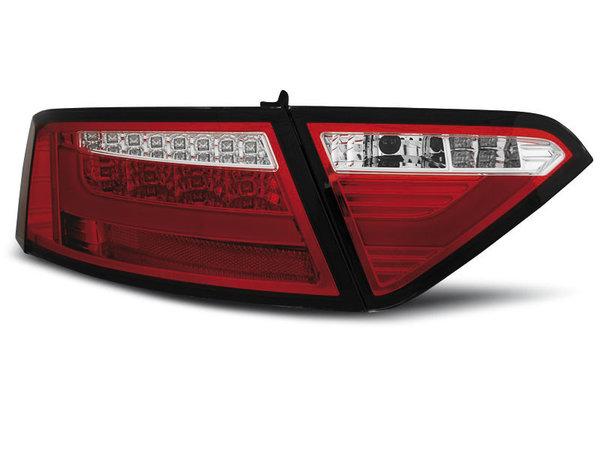 Тунинг LED стопове за Audi A5 2007-06.2011 купе, версия без фабрични led стопове