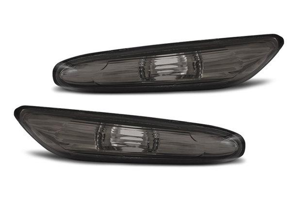 Тунинг мигачи в калник опушени за BMW E81,82,87,88 / E90,91,92,93 / X1 09-12