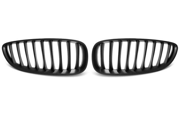 Тунинг решетки бъбреци черен мат за BMW Z4 (E89) 09-