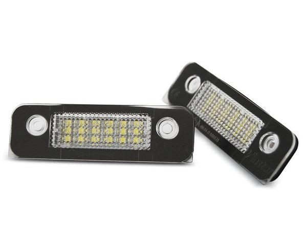 Тунинг LED плафони за FORD MONDEO MK2 FUSION FIESTA 6