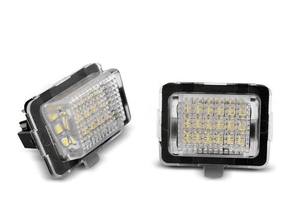 Тунинг LED плафони за MERCEDES W204 W212 C207 C216 W221