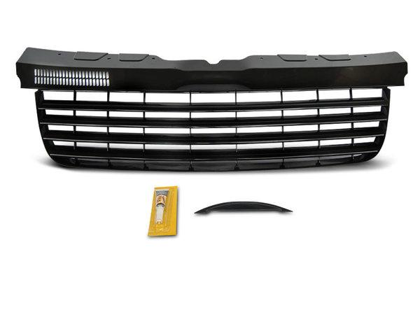 Тунинг решетка черен лак за VW T5 04-09 TRANSPORTER