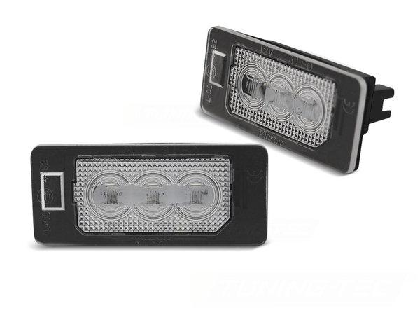 Тунинг LED плафони за VW GOLF VI VARIANT / JETTA VI / PASSAT B6,B7 VARIANT /SHARAN II Canbus