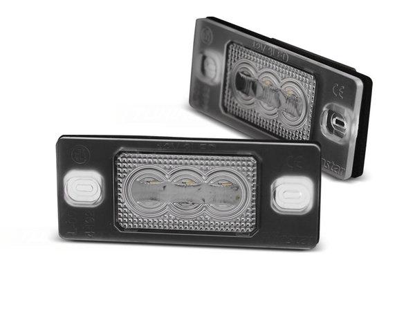 Тунинг LED плафони за VW TIGUAN / TOUAREG / GOLFV,VI VARIANT / PORSCHE CAYENNE Canbus