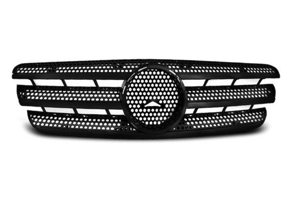 Тунинг решетка черна за MERCEDES W163 98-05 AMG