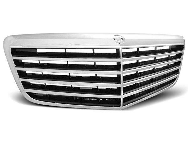 Тунинг решетка MERCEDES W211 E-KLASA 03.06-09 AVANTGARDE