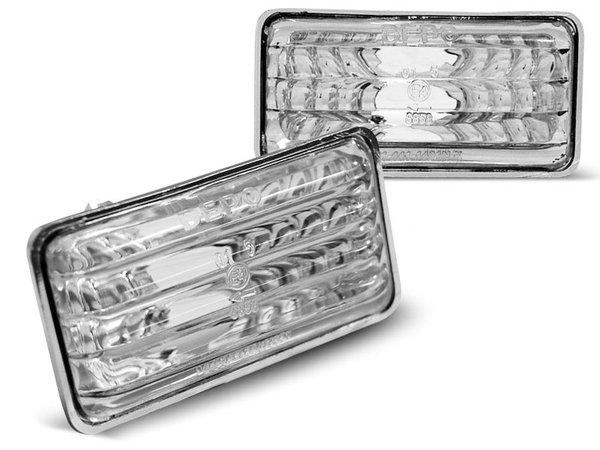 Тунинг мигачи кристални за VW GOLF / VENTO / SEAT IBIZA / CORDOBA