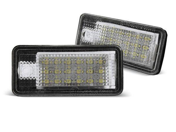 Тунинг плафони LED за AUDI A3/A4/A6/A8/Q7 CANBUS