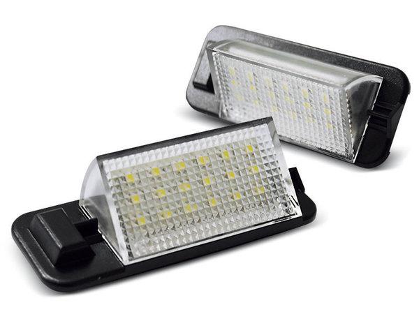Тунинг плафони LED за BMW E36 LED CANBUS