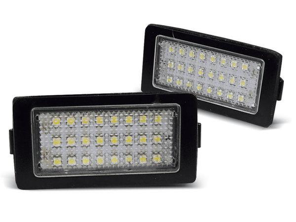 Тунинг плафони LED за BMW E38 CANBUS