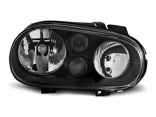 Тунинг фарове черни за VW GOLF 4 09.1997-09.2003