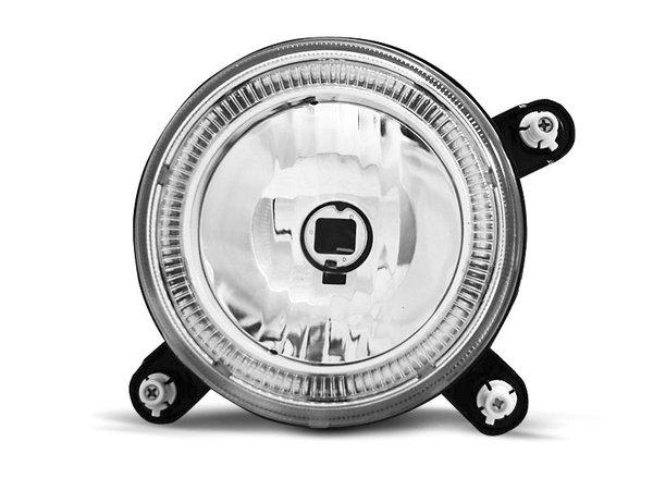 Тунинг фарове ANGEL EYES кристални за VW GOLF 1 / GOLF 2 ВЪТРЕШНИ -халогени
