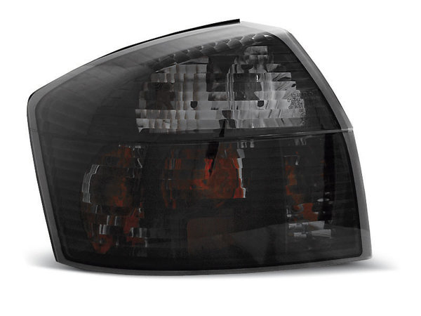 Тунинг стопове за Audi A4 10.2000-10.2004 седан изцяло опушени