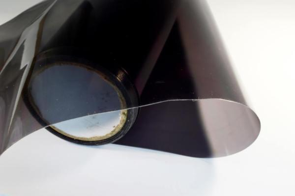 Фолио за фарове и стопове - Черен гланц