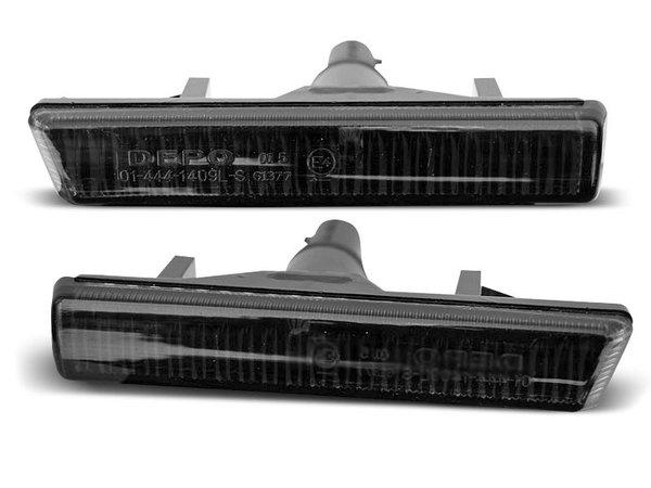 Тунинг мигачи в калник опушени за BMW E38 94-01