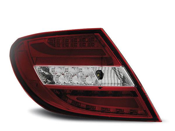 Тунинг LED стопове за Mercedes C-класа W204 2007-2010 седан
