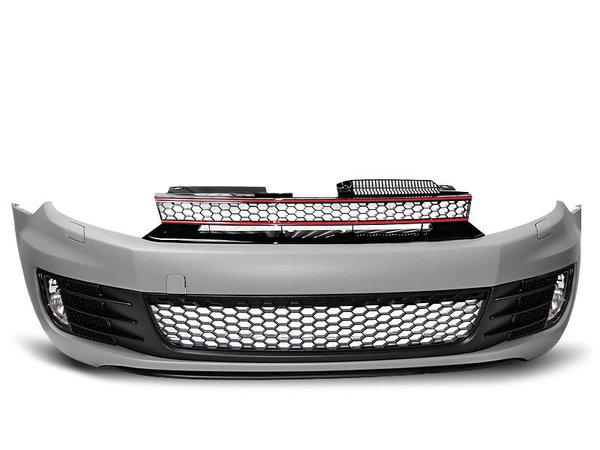 Тунинг броня предна за VW GOLF 6 GTI STYLE